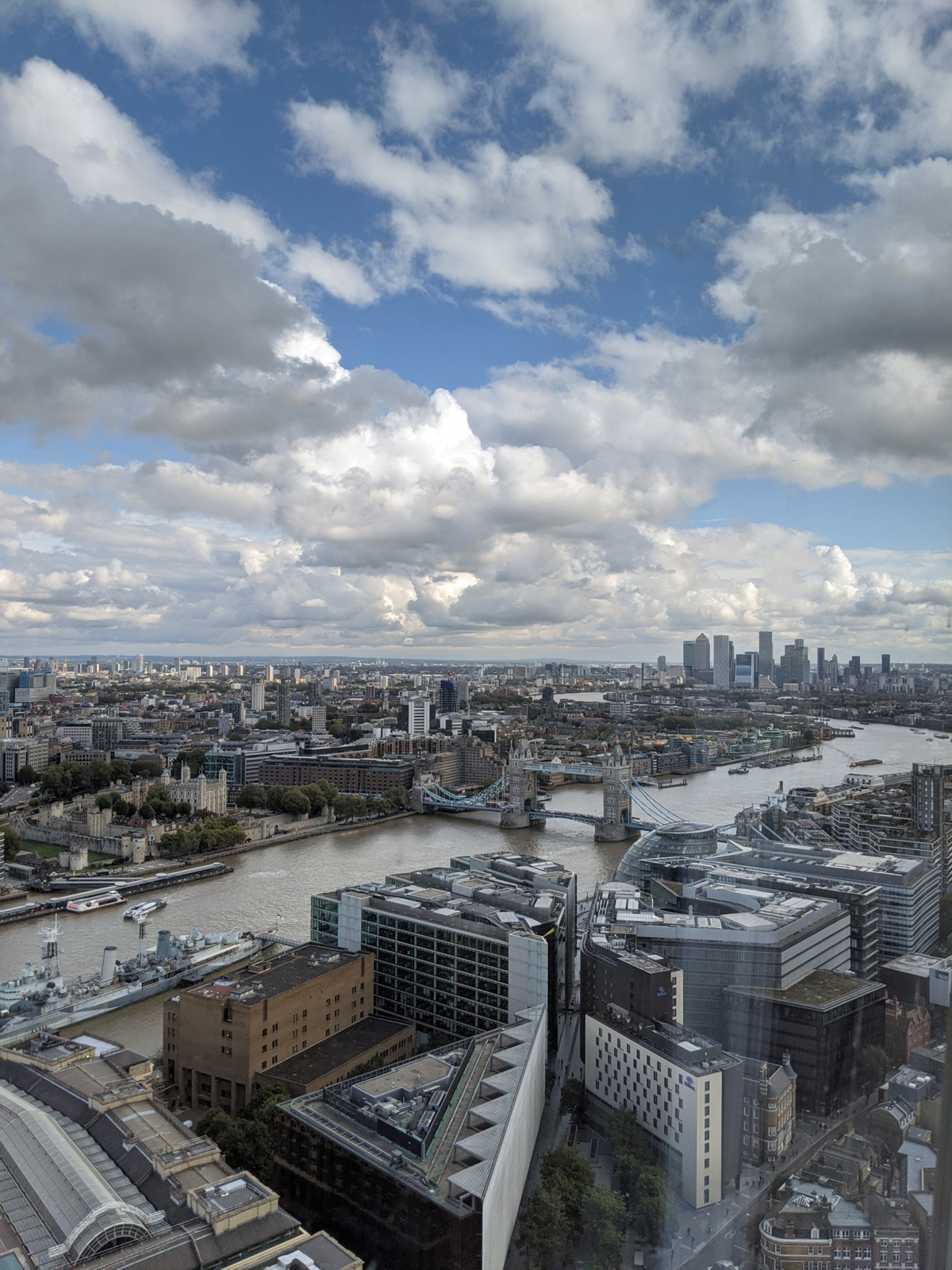 The Shard - View