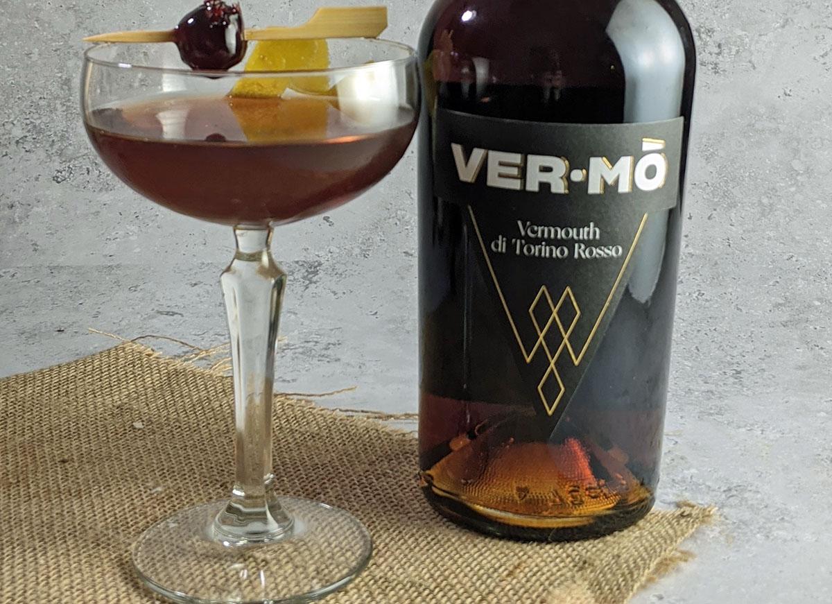 Vermo Vermouth Manhattan