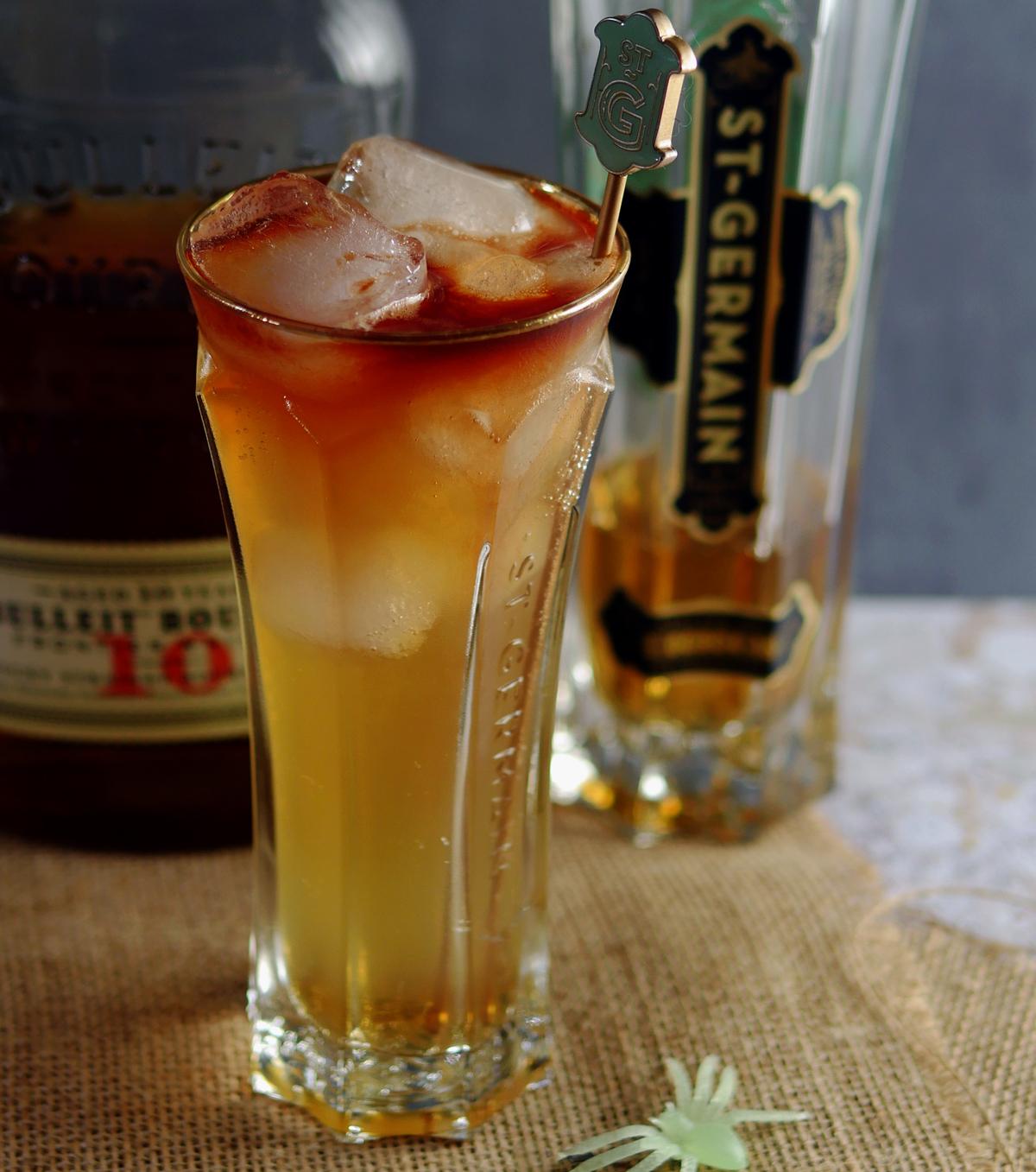 Skeleton Key Halloween Cocktail