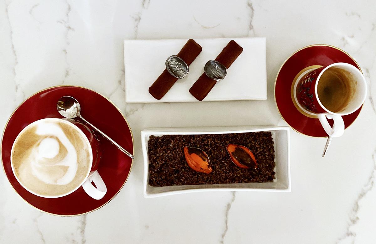 Chocolates and Coffee