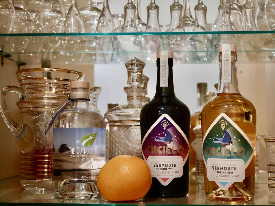 Cucielo Vermouth The Outdoor Guide Gin 2