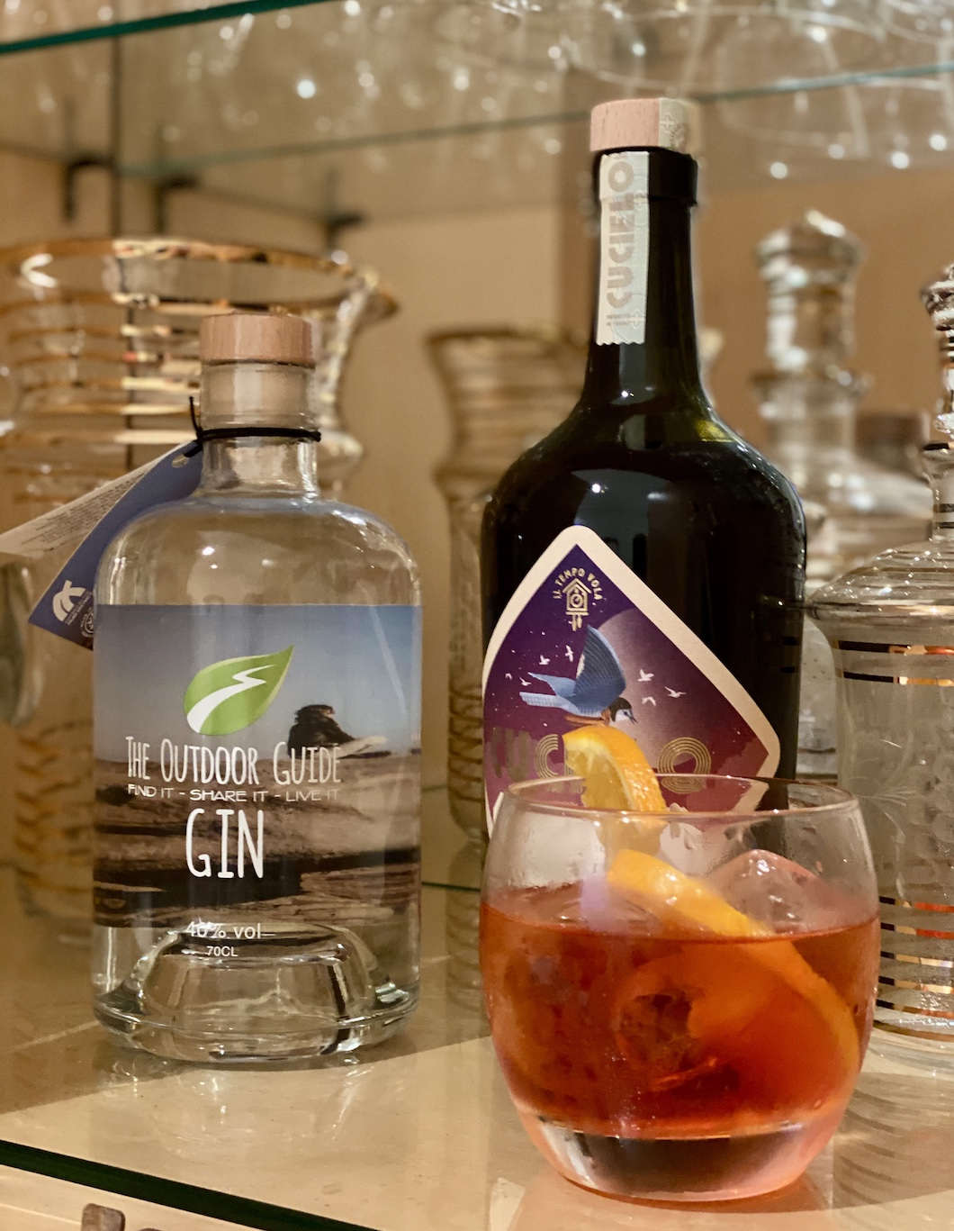 Cucielo Vermouth The Outdoor Guide Gin and negroni 2