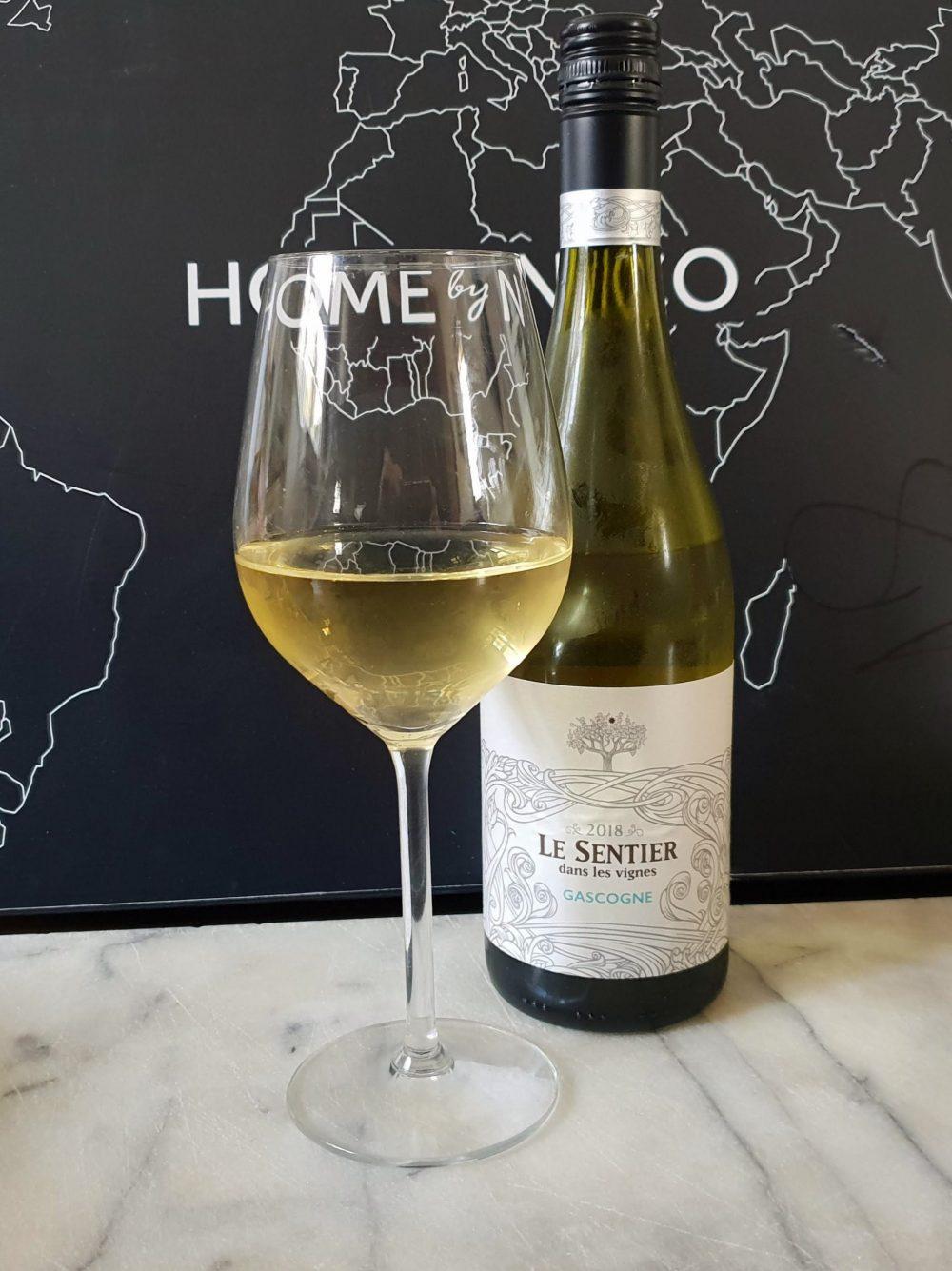 Home By Nico wine pairing