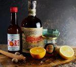 Ingredients mulled rum