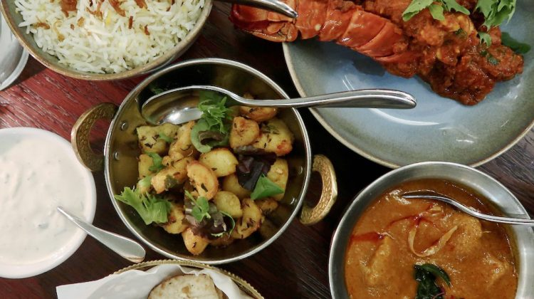 Lobster Tail Kahani