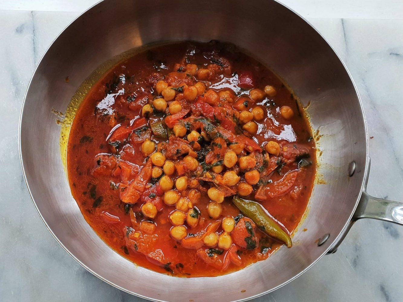 Maghreb Chraymeh sauce