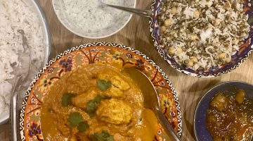 Noble House curry night