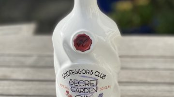 Professors Club Secret Garden Gin