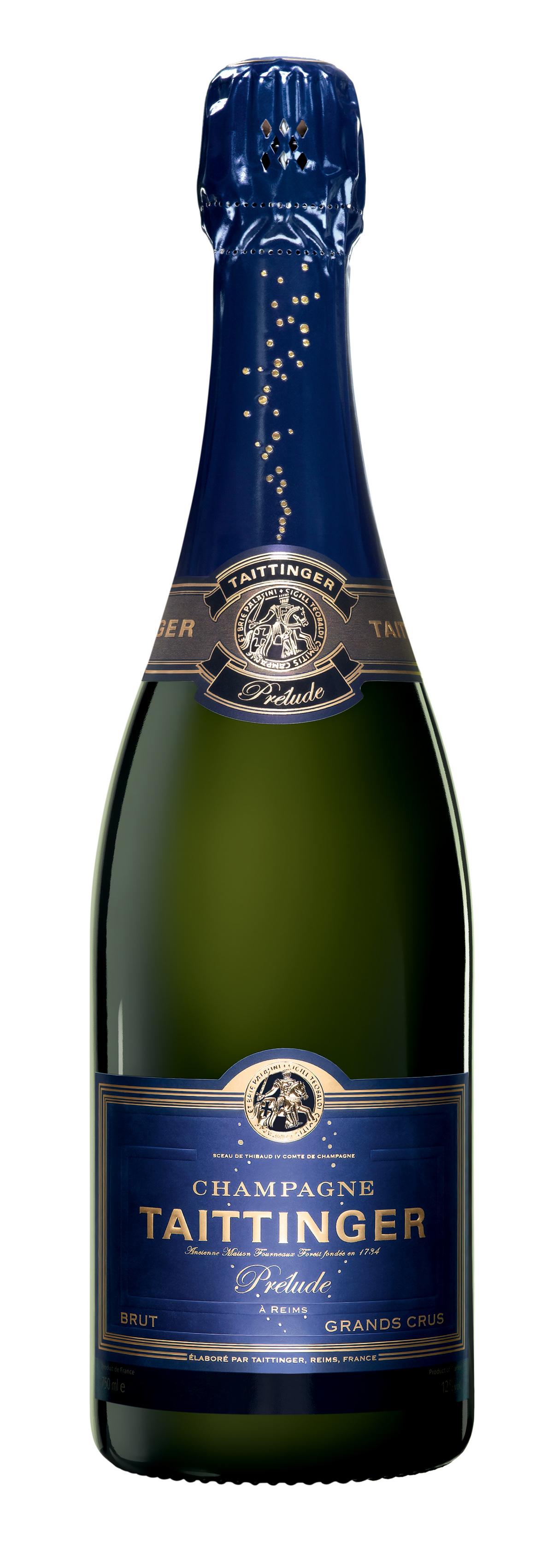 Taittinger Prélude Bottle