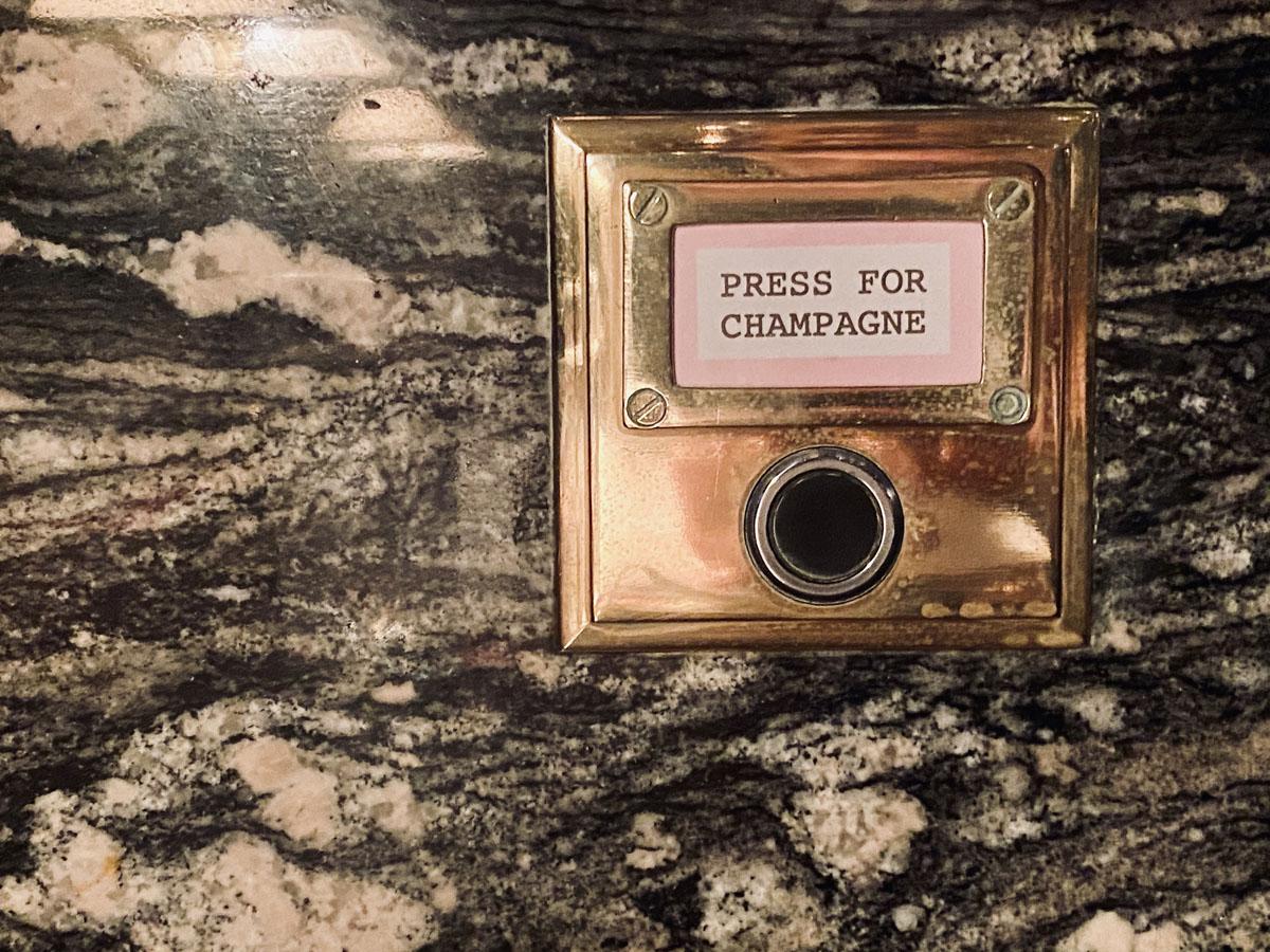 Bob Bob Ricard Press for Champagne
