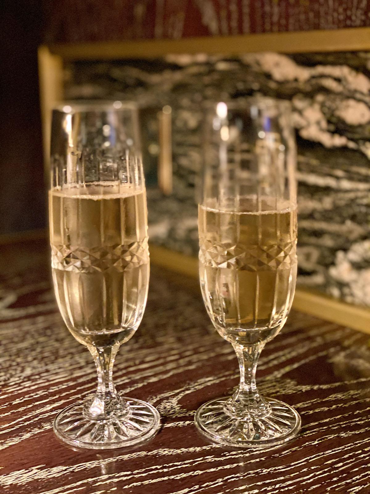 Champagne - Bob Bob Ricard