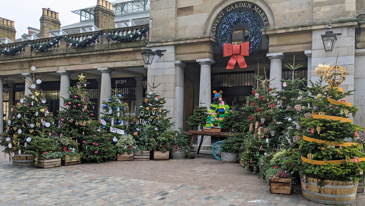 Covent Garden Christmas 2
