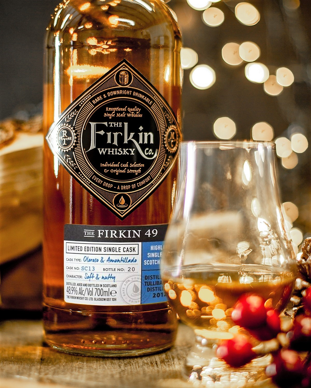 Firkin-49-Bottle-Glass-with-Berries