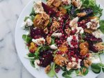From Beder's Kitchen California summer salad-min