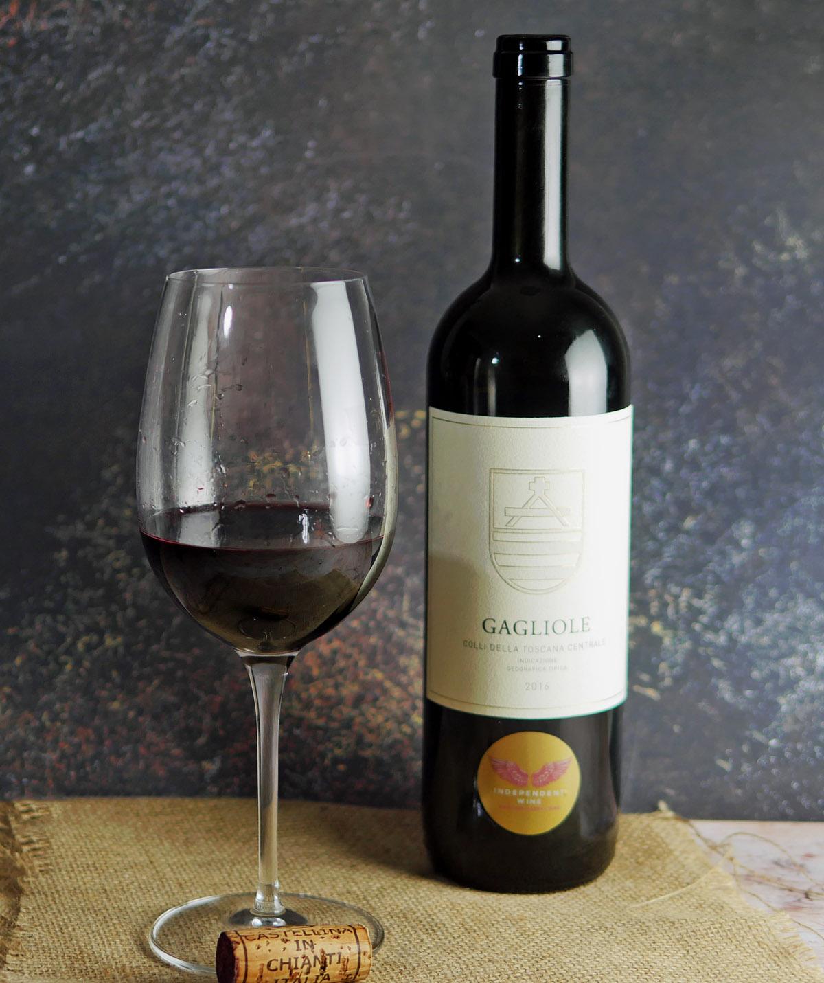 Gagliole - Italian super Tuscan