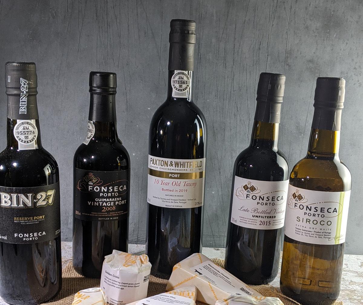 Port varieties