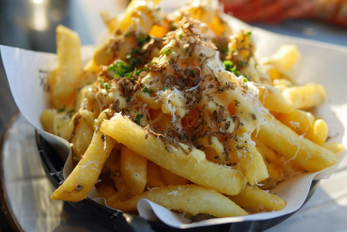 Truffled Fries - Oblix