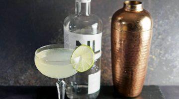 Gimlet Mocktail