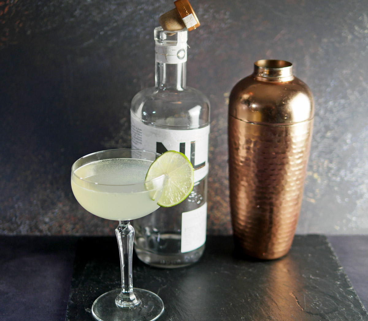 Gimlet Mocktail