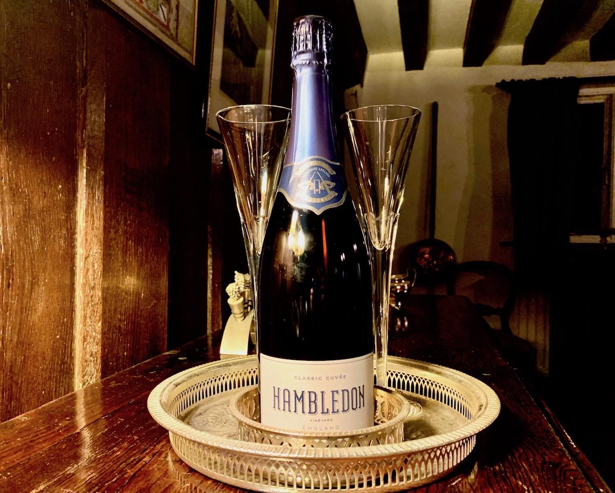 Hambledon Classic Cuvée - Date Night Menu