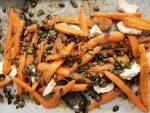 Happy Food For LIfe Roast Carrots