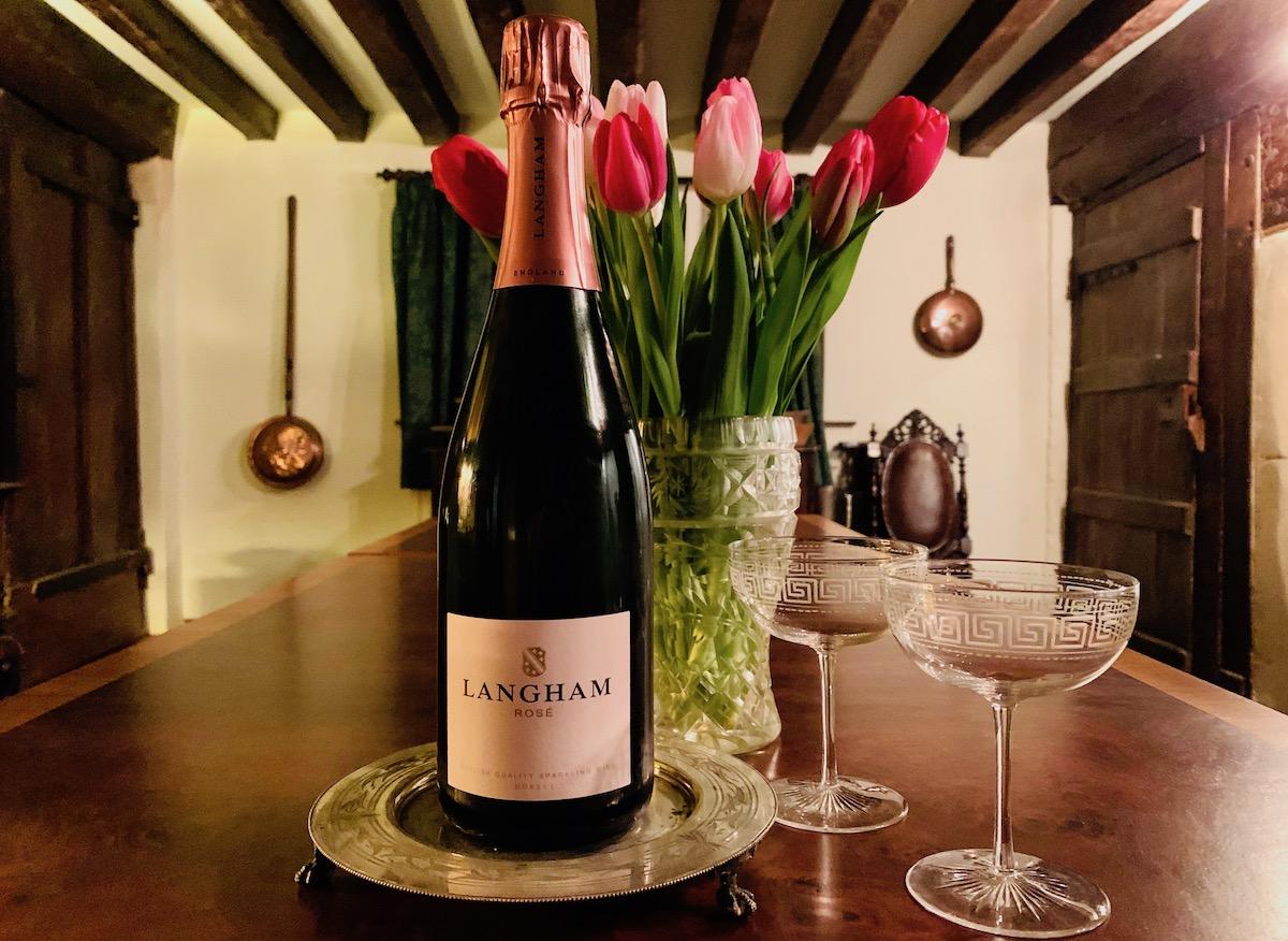 Langham Wine Estate Rosé 2017 1