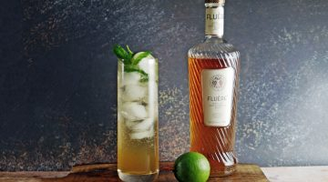 Mojito Mocktail with Fluere