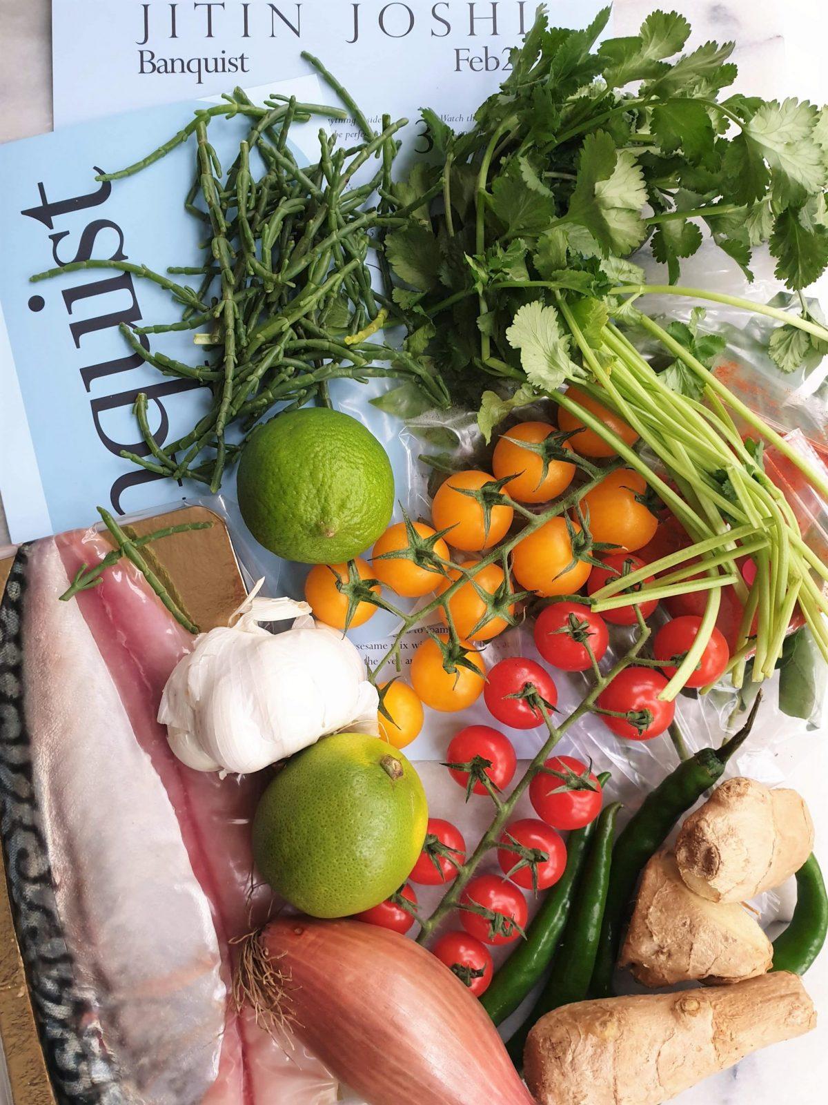 Banquist Jitin Joshi starter ingredients-min