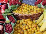 Edible Histories produce at Borough Market-min