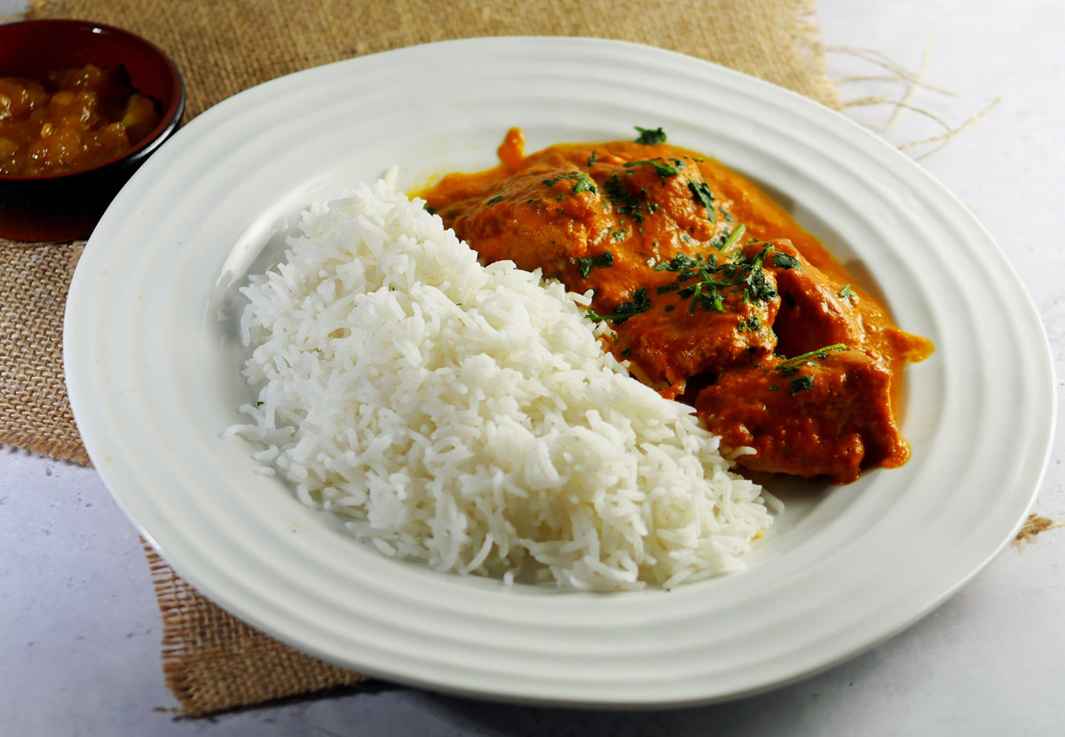 Butter chicken Noble House Prepared