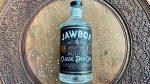 Bottle of Jawbox dry ginger