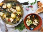 Pesky Fish Spanish fish stew