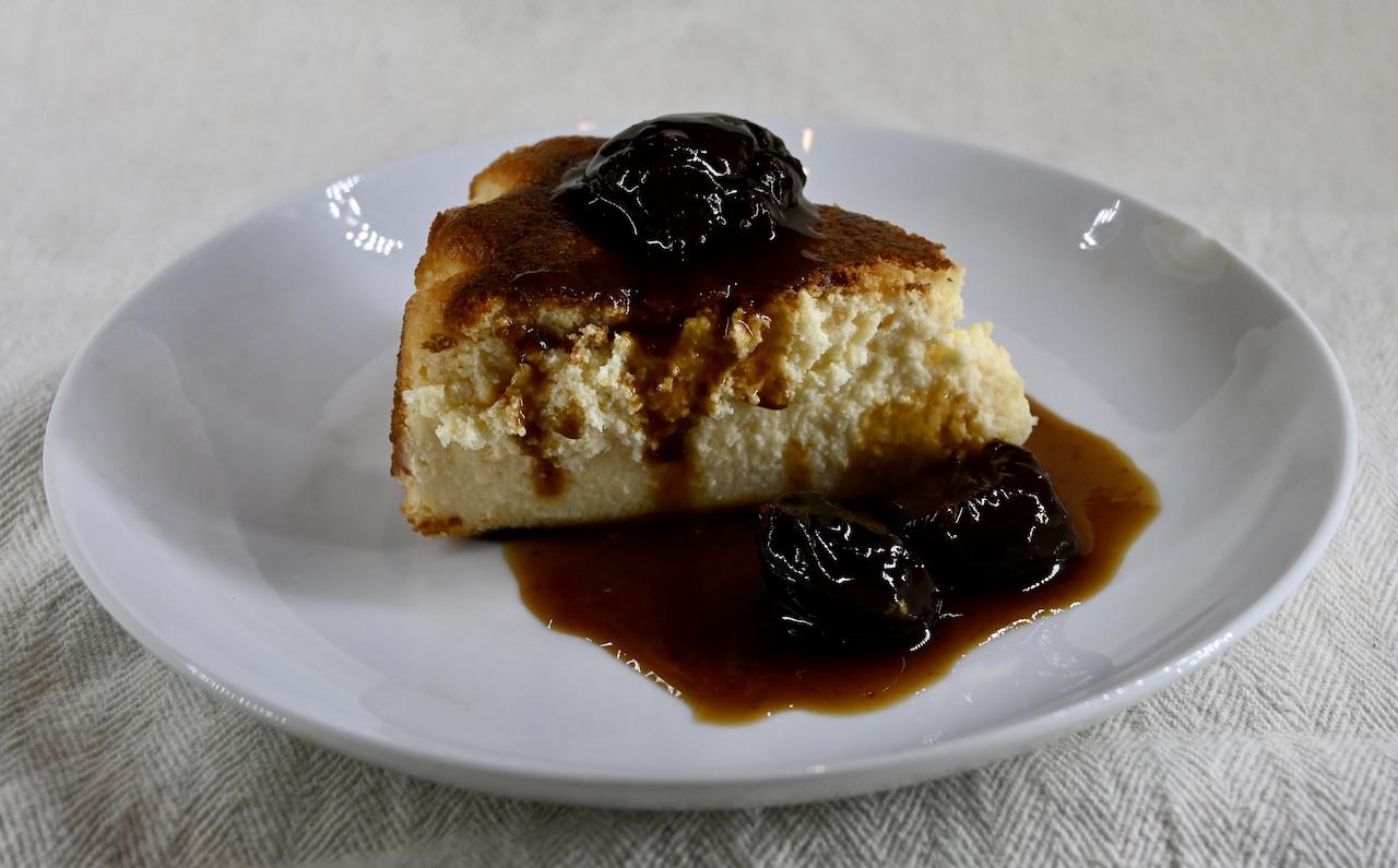 Sabor Basque Cheesecake