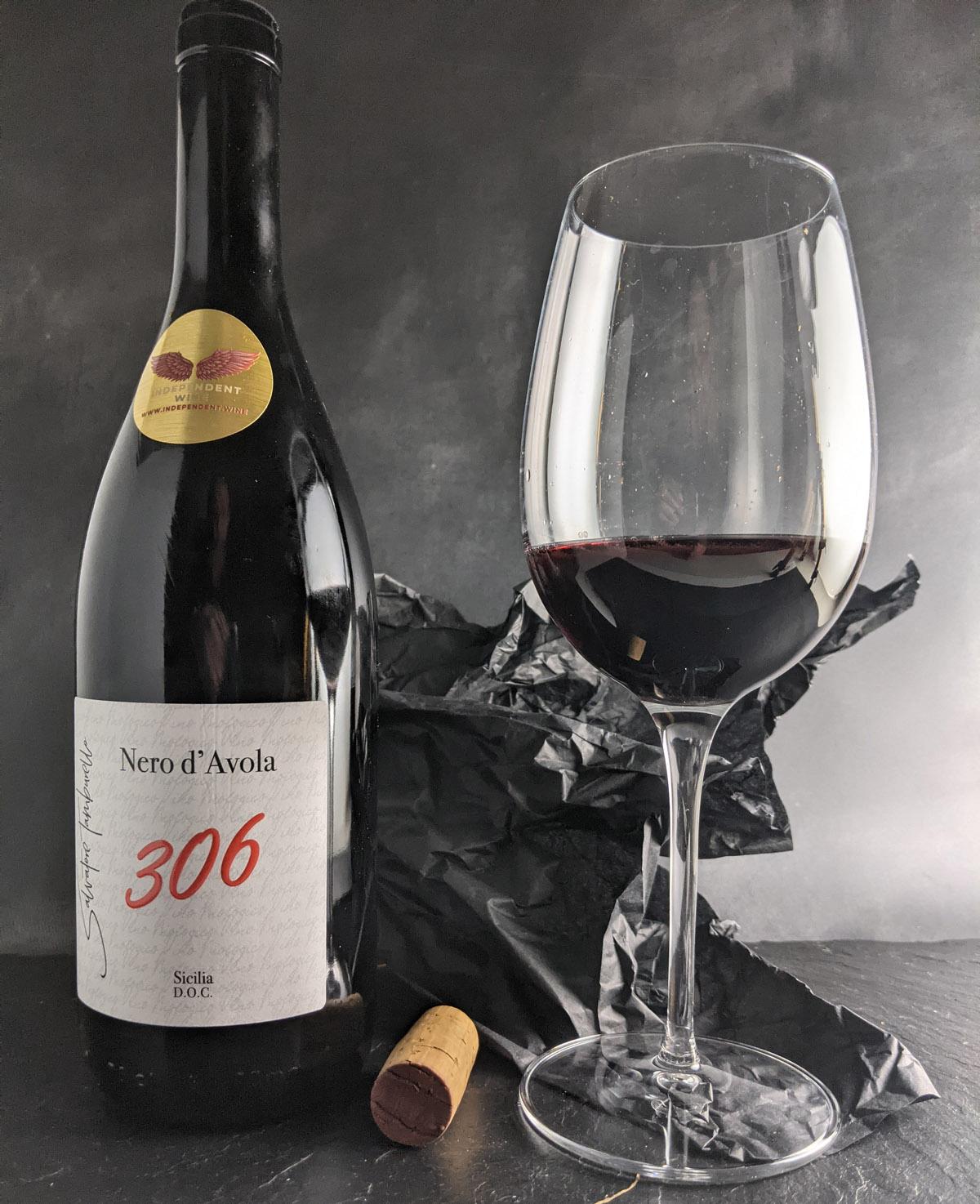 nero d'avola 306 Sicily