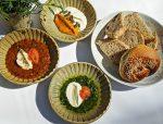 Chameleon - Dips and Bread