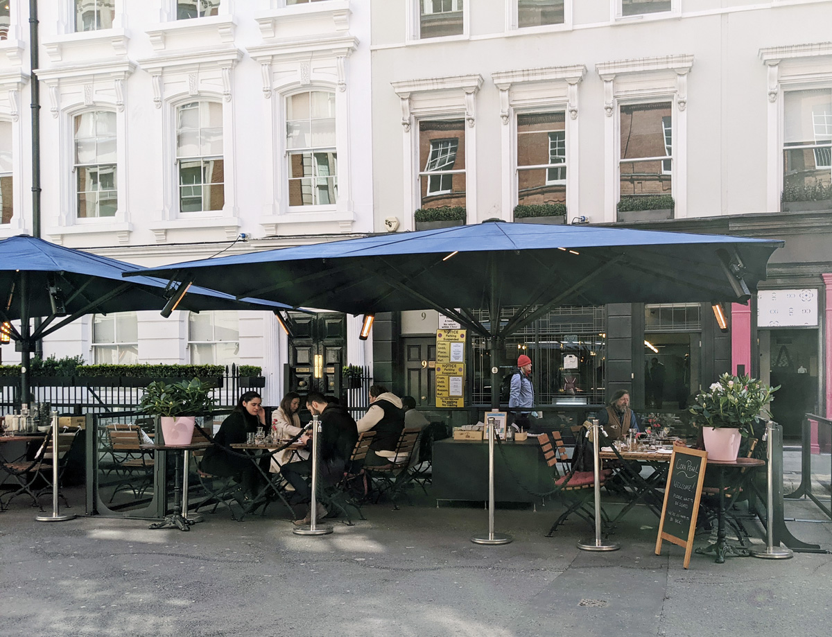 Cora Pearl Terrace