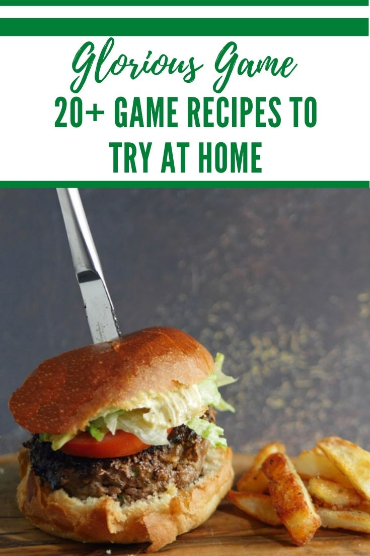 Game Recipes - Venison, Wild Boar, Pheasant and More