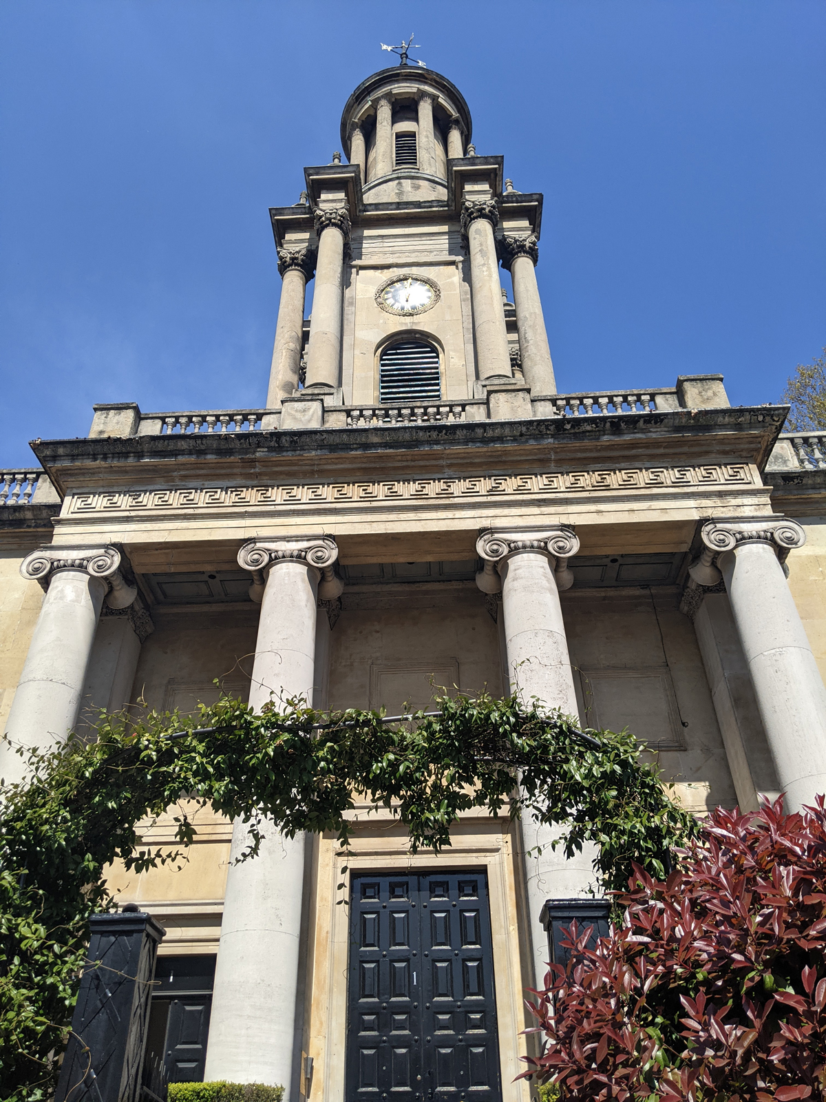 One Marylebone Entrance