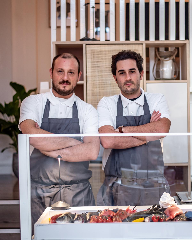 Raw London Ivan SimIvan Simeoli and Gerado de Vito