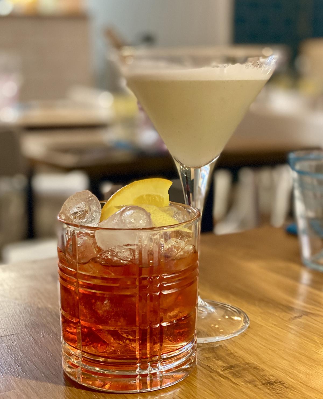 cocktails Raw Brick Lane