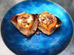 Chasing Smoke baked sweet potatoes