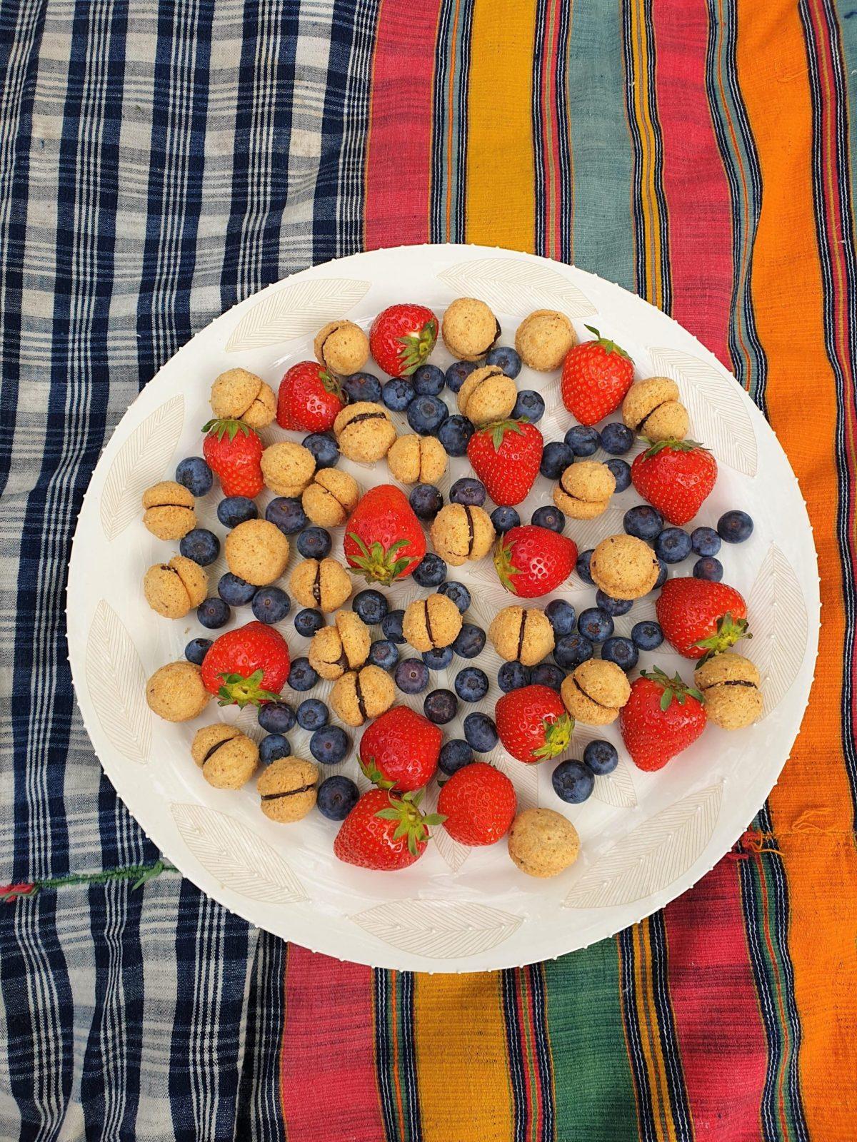Cosaporto picnic dessert