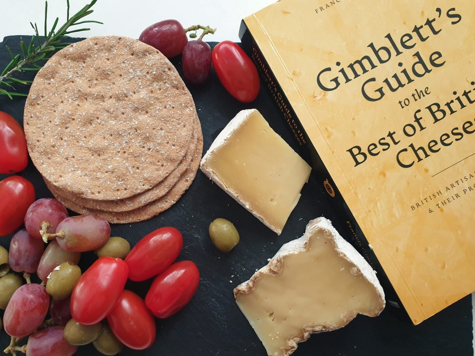 Gimblett's Guide to the Best of British Cheeses
