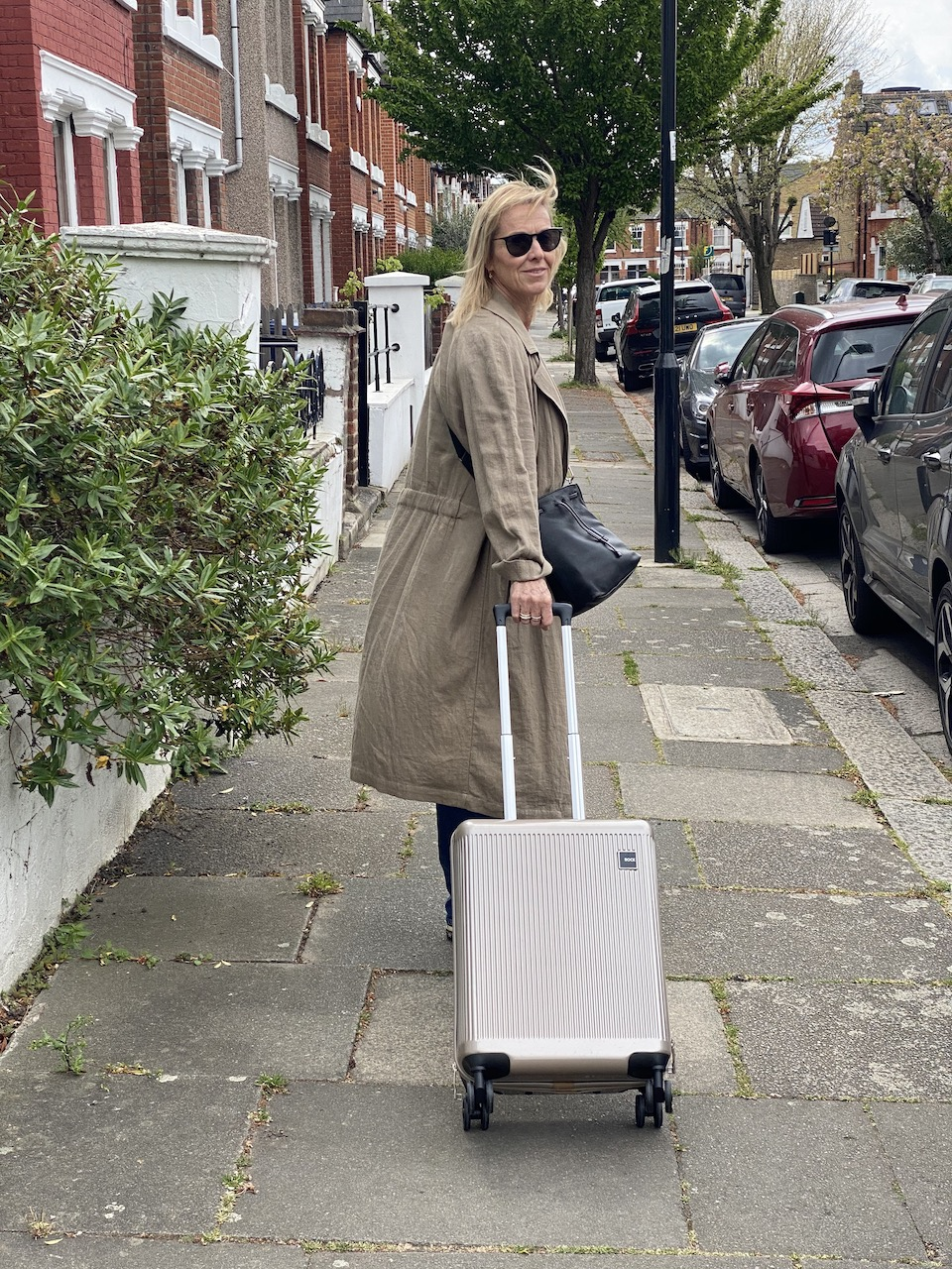 Lucy - Windsor Rock Travel Case