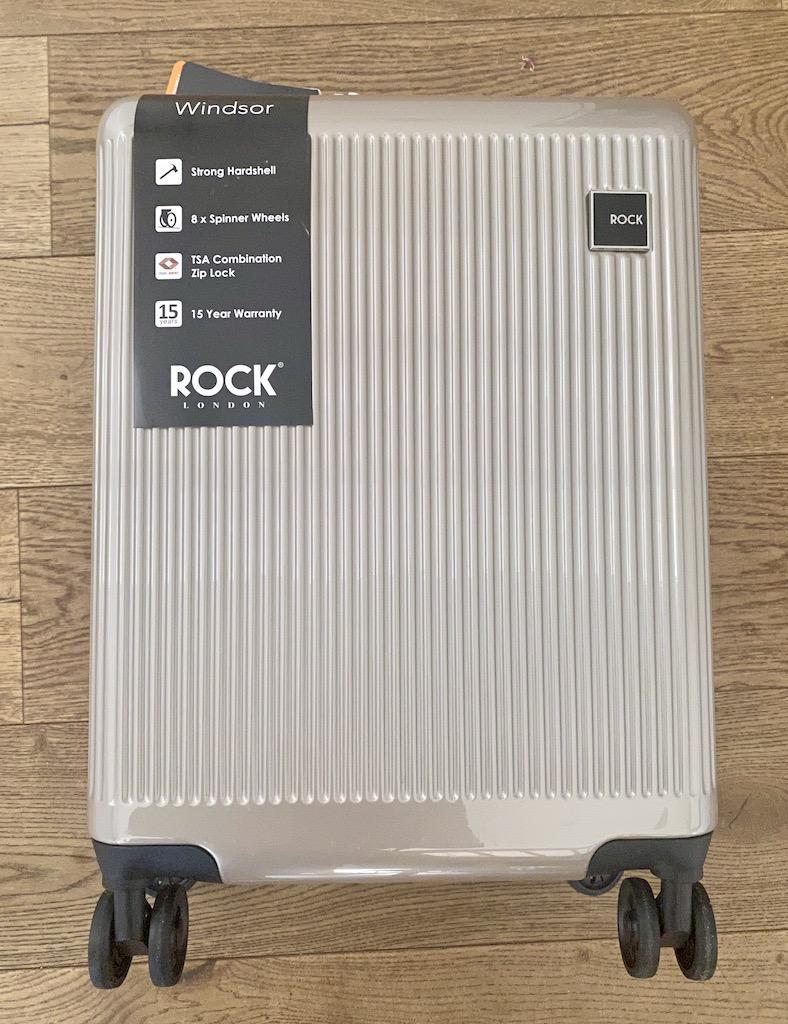 Rock Travel Windsor Case