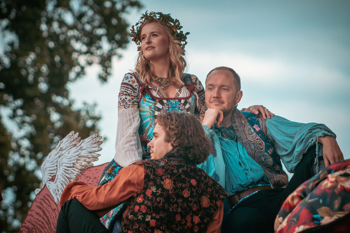Vache Baroque Festival Acis and Galatea cast 2