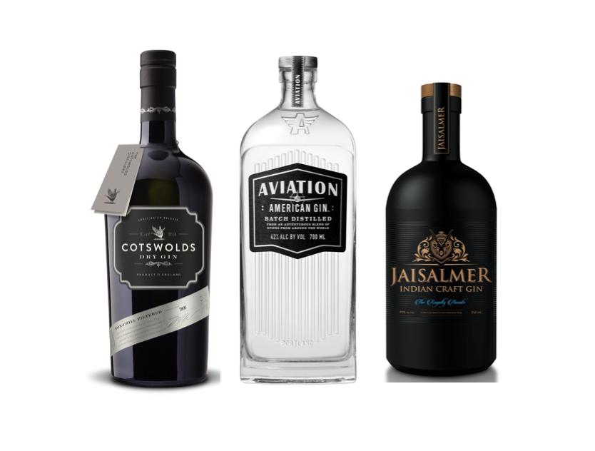 Aviation, Jaisalmer, Cotswolds Gin