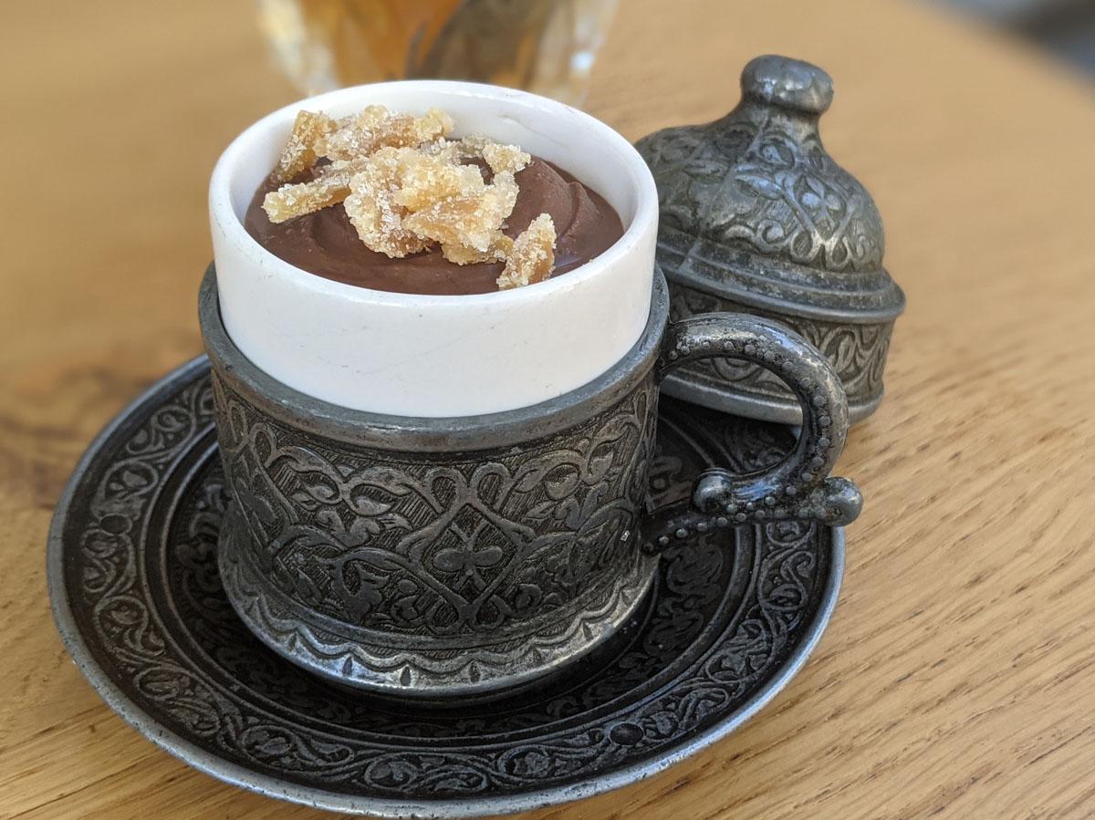 Ceru Chocolate Dessert