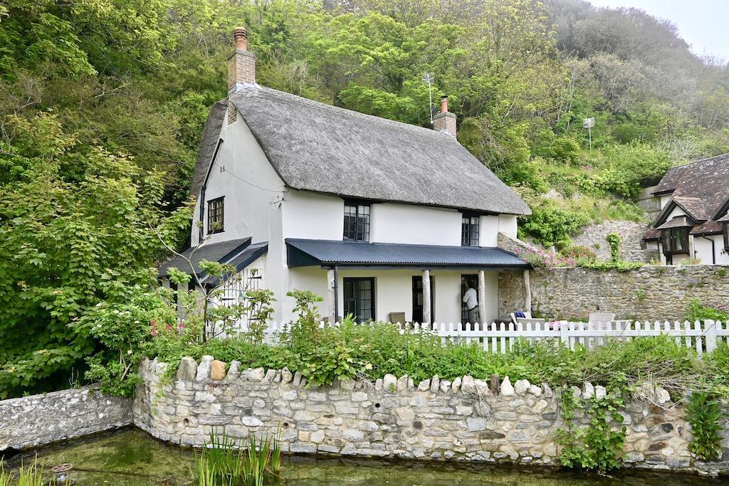 Cobb cottage Lulworth