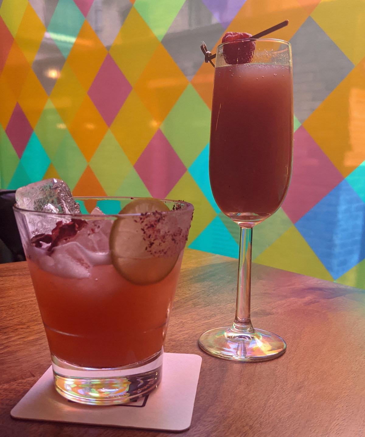 Cocktails - The Last Talisman